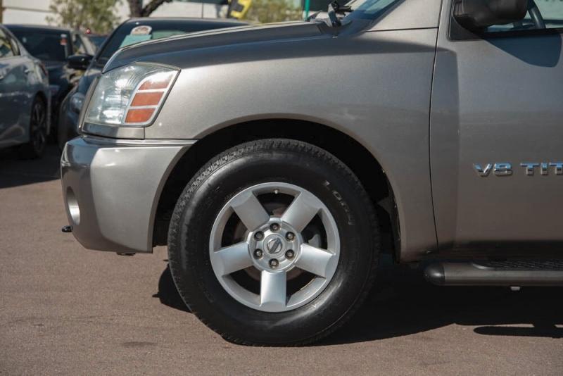 Nissan Titan 2006 price $9,800