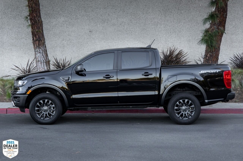 Ford Ranger 2019 price $31,700