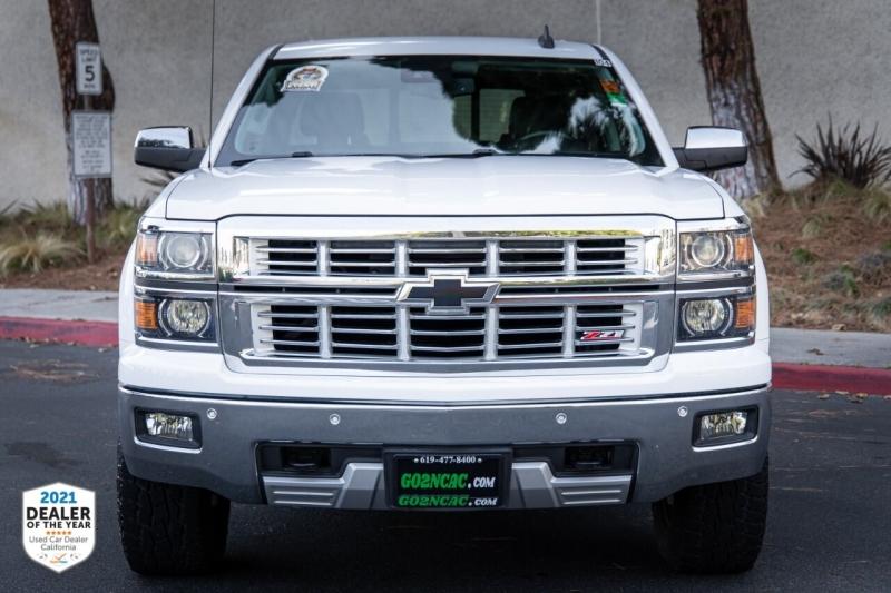 Chevrolet Silverado 1500 2015 price $34,700
