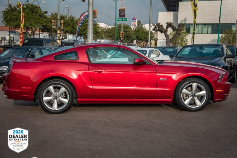 Ford Mustang 2013 price $22,900