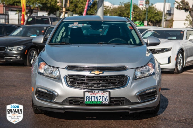 Chevrolet Cruze Limited 2016 price $10,700