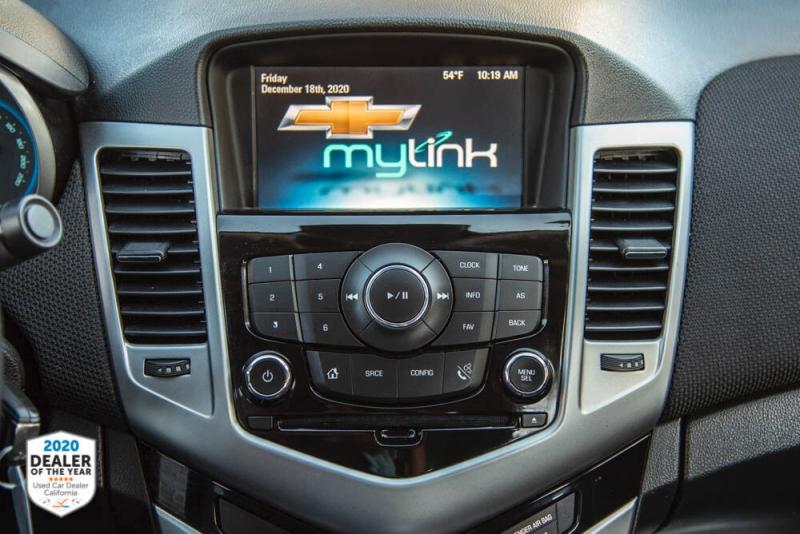 Chevrolet Cruze Limited 2016 price $9,700