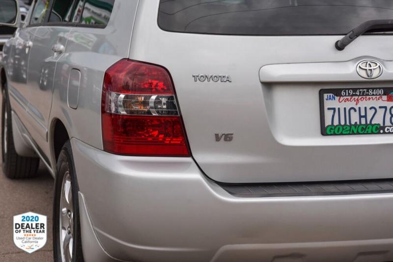 Toyota Highlander 2006 price $6,990