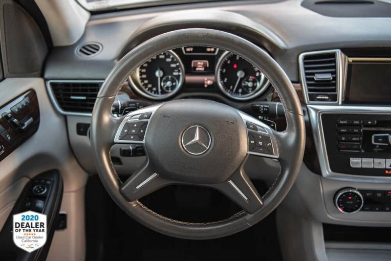 Mercedes-Benz M-Class 2014 price $21,900