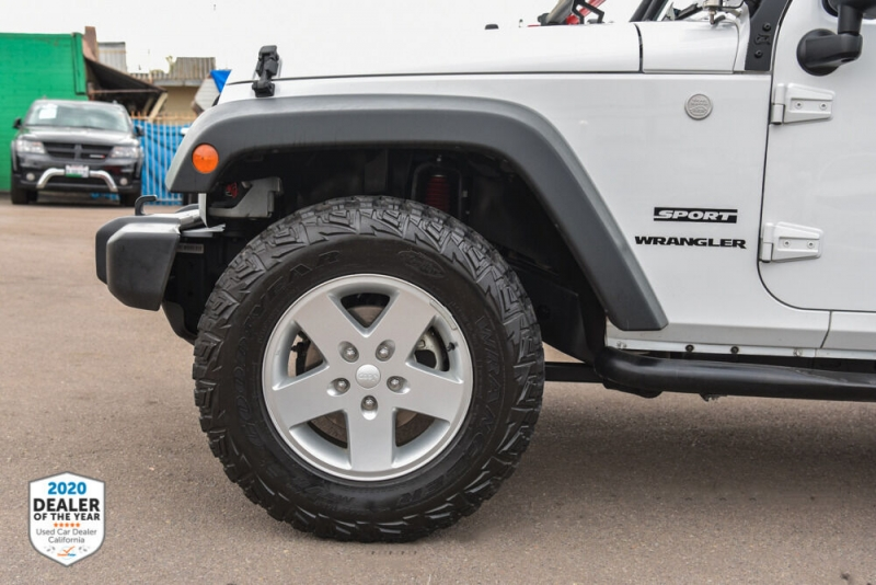 Jeep Wrangler 2011 price $22,900