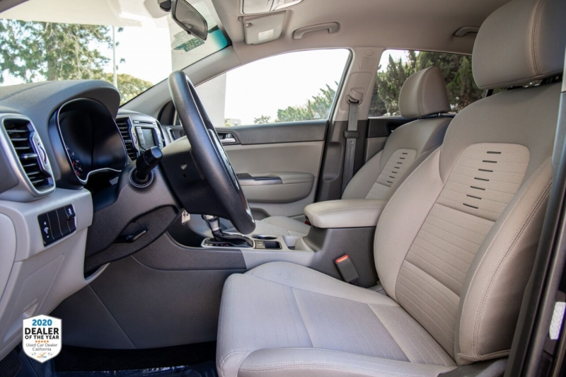 Kia Sportage 2018 price $16,900