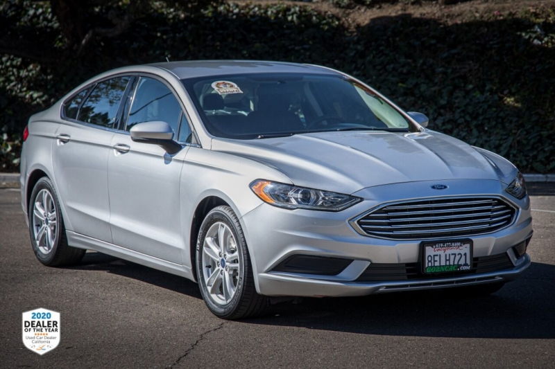 Ford Fusion 2018 price $13,900