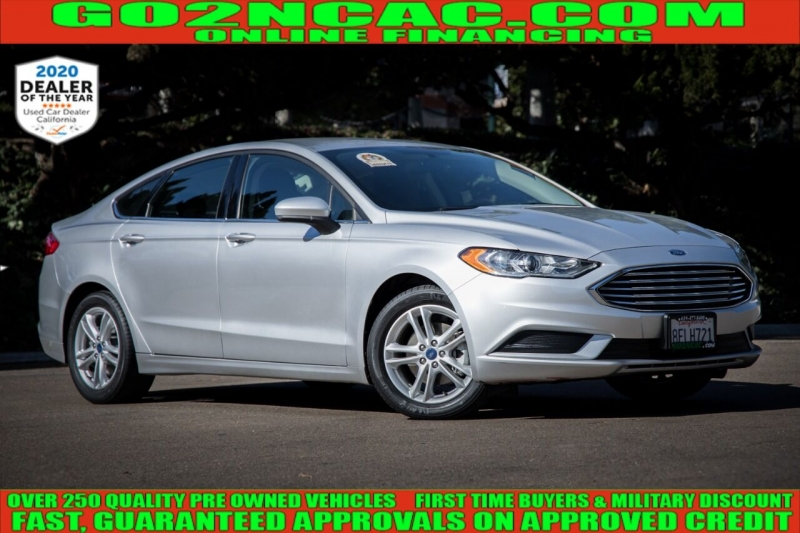 Ford Fusion 2018 price $14,700
