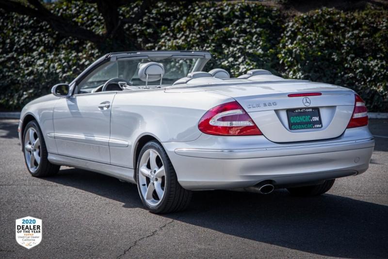 Mercedes-Benz CLK 2005 price $10,500