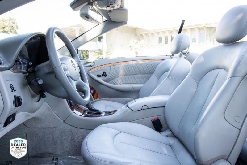 Mercedes-Benz CLK 2005 price $10,700