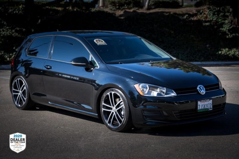 Volkswagen Golf 2015 price $12,900