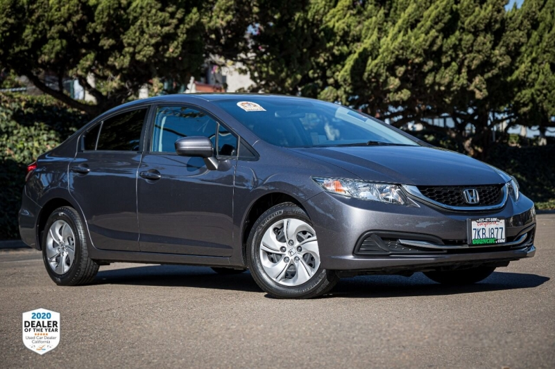 Honda Civic 2015 price $10,900