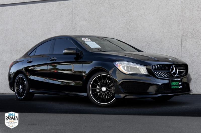 Mercedes-Benz CLA 2016 price $20,900