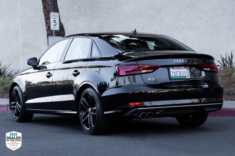 Audi A3 2017 price $18,700