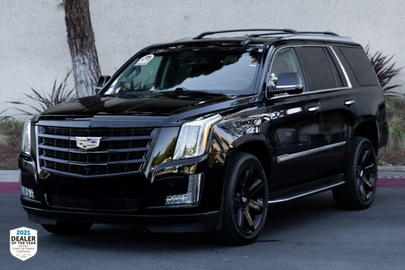 Cadillac Escalade 2016 price $43,997