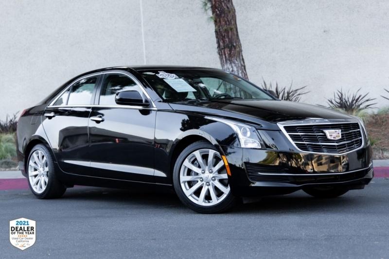 Cadillac ATS 2018 price $23,900