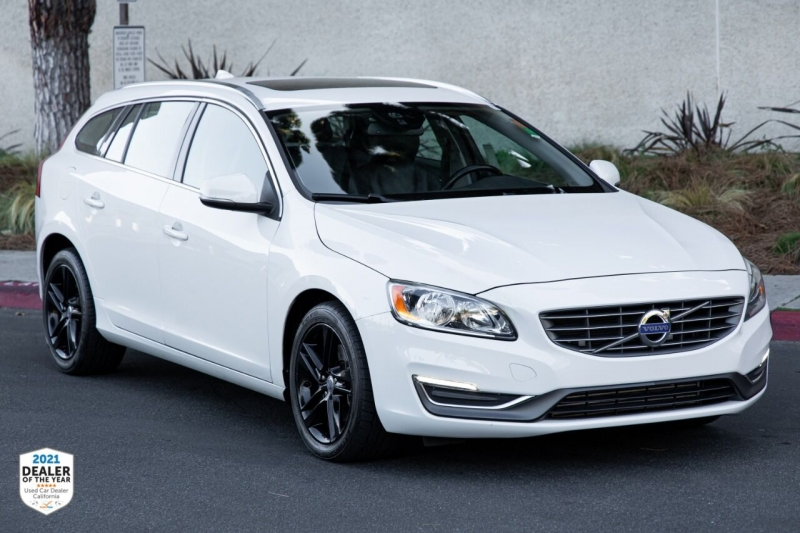 Volvo V60 2015 price $12,900