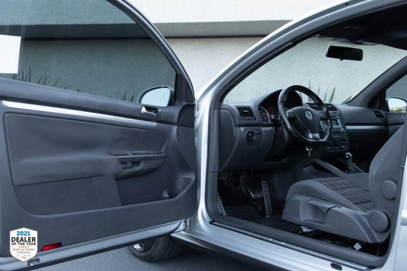 Volkswagen GTI 2007 price $8,900