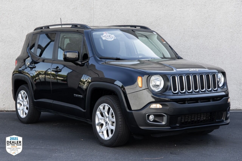 Jeep Renegade 2018 price $15,700