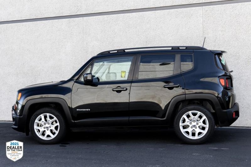 Jeep Renegade 2018 price $15,700