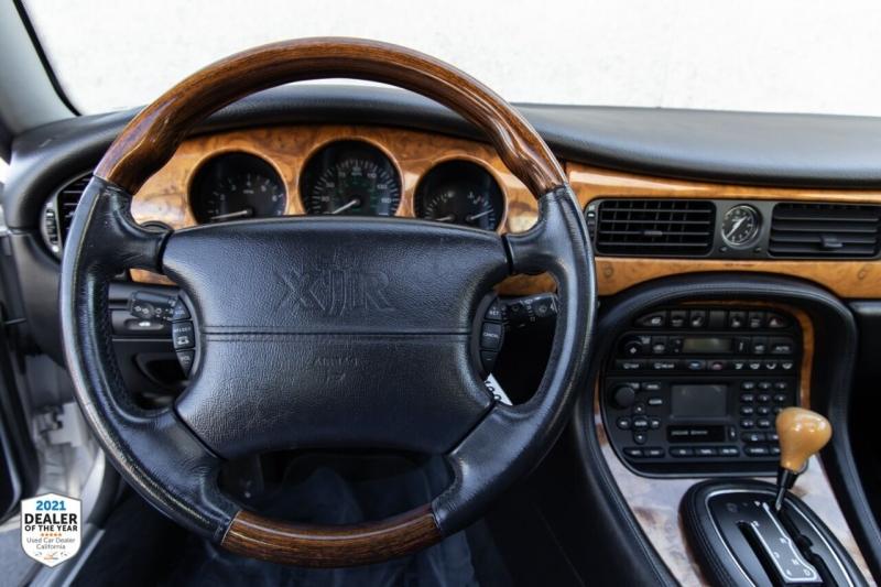 Jaguar XJR 2001 price $8,700