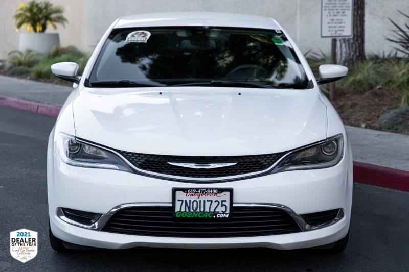 Chrysler 200 2015 price $9,700