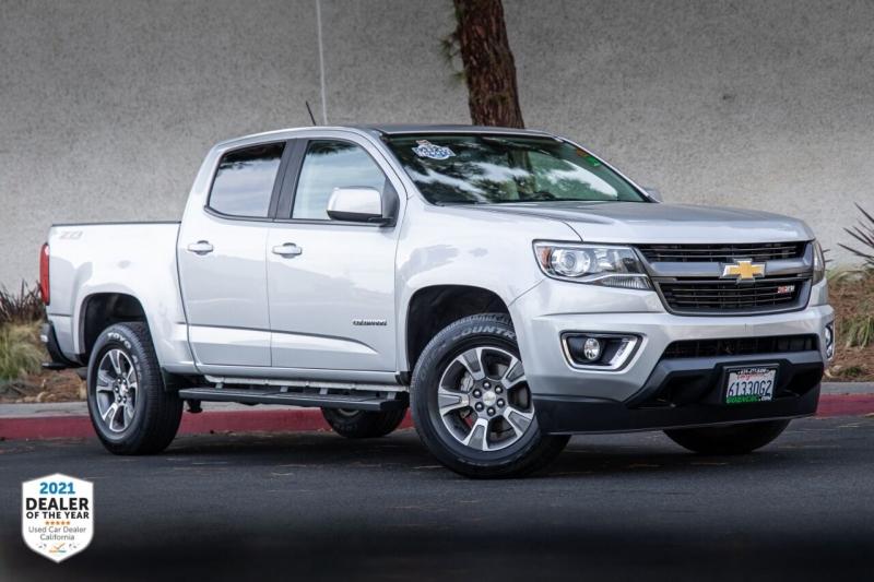 Chevrolet Colorado 2017 price $28,900