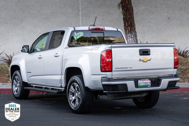 Chevrolet Colorado 2017 price $29,990
