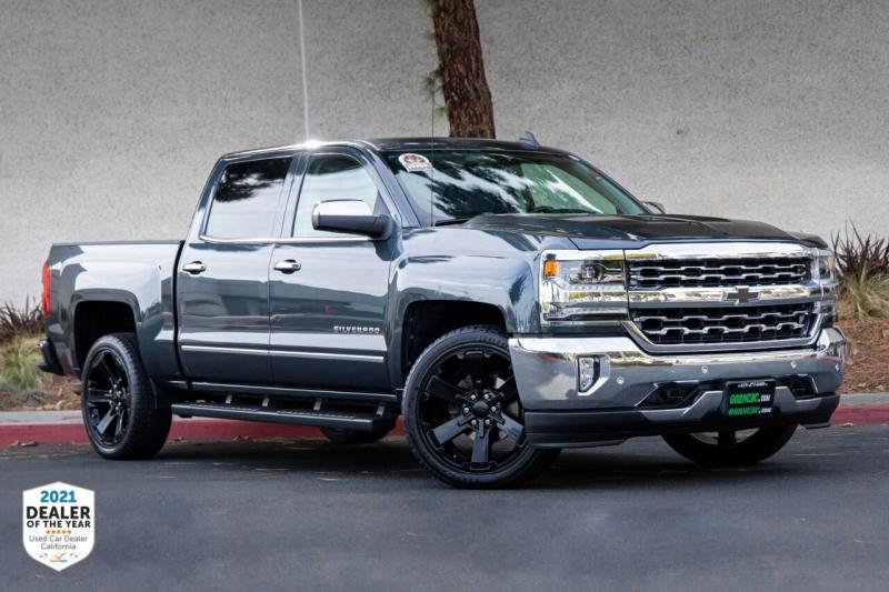 Chevrolet Silverado 1500 2017 price $39,900