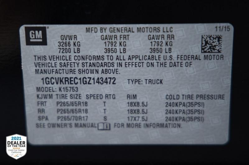 Chevrolet Silverado 1500 2016 price $31,997