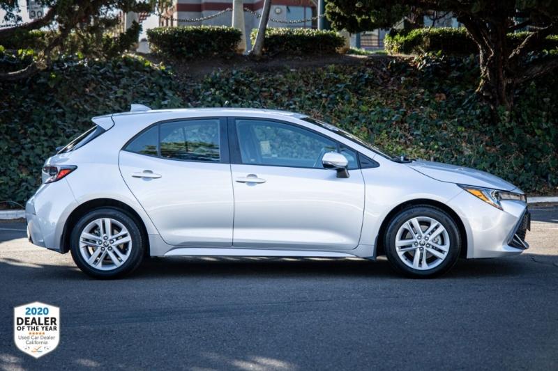 Toyota Corolla Hatchback 2019 price $17,900