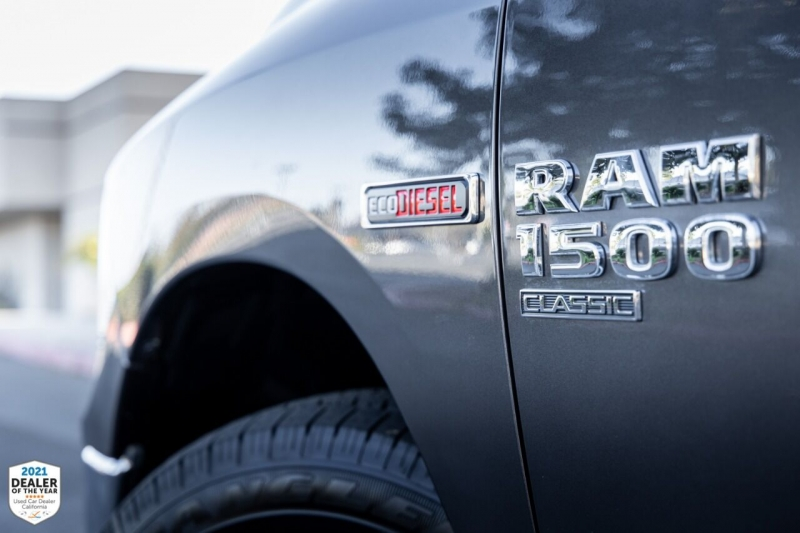 RAM Ram Pickup 1500 Classic 2019 price $33,900