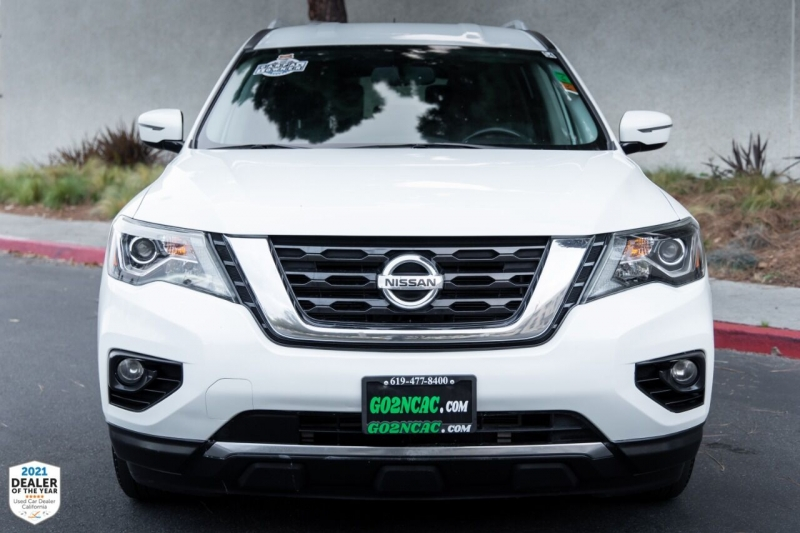 Nissan Pathfinder 2017 price $19,900