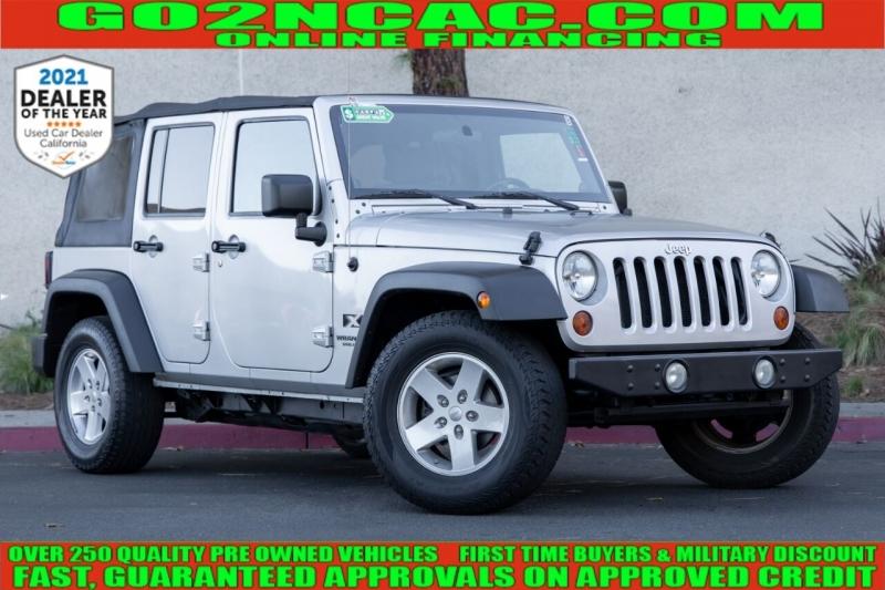 Jeep Wrangler Unlimited 2008 price $15,900