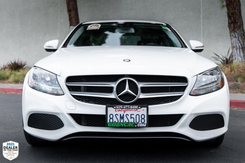 Mercedes-Benz C-Class 2017 price $22,900