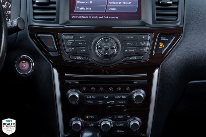Nissan Pathfinder 2015 price $18,900