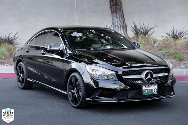 Mercedes-Benz CLA 2018 price $25,900