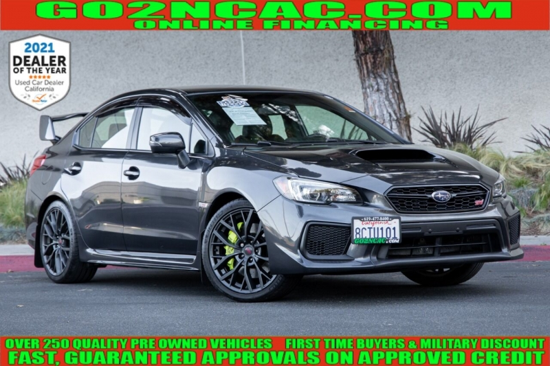 Subaru WRX 2018 price $31,900