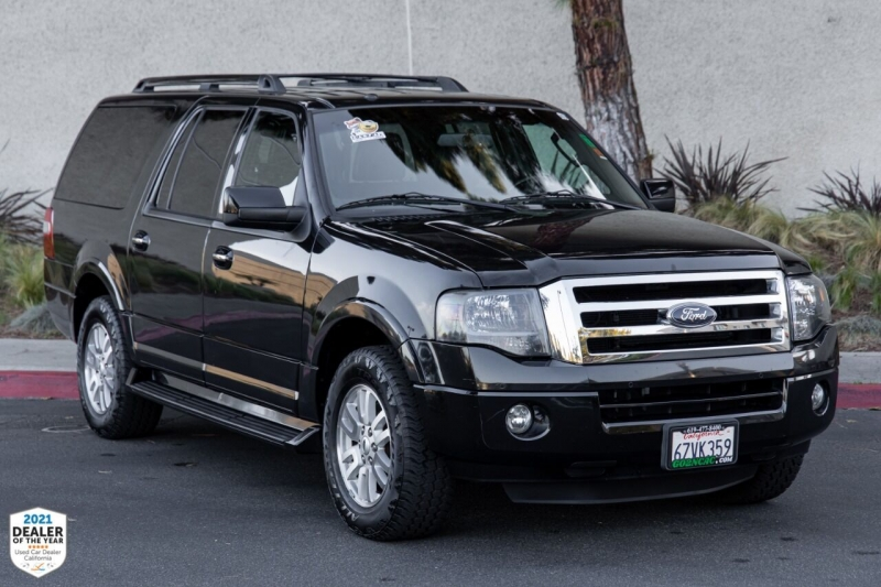 Ford Expedition EL 2013 price $19,700