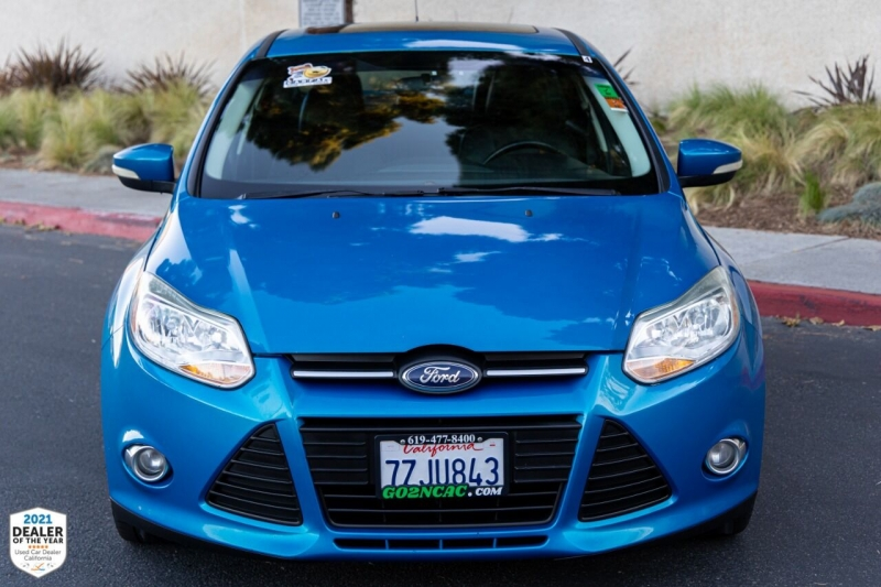 Ford Focus 2013 price $9,900