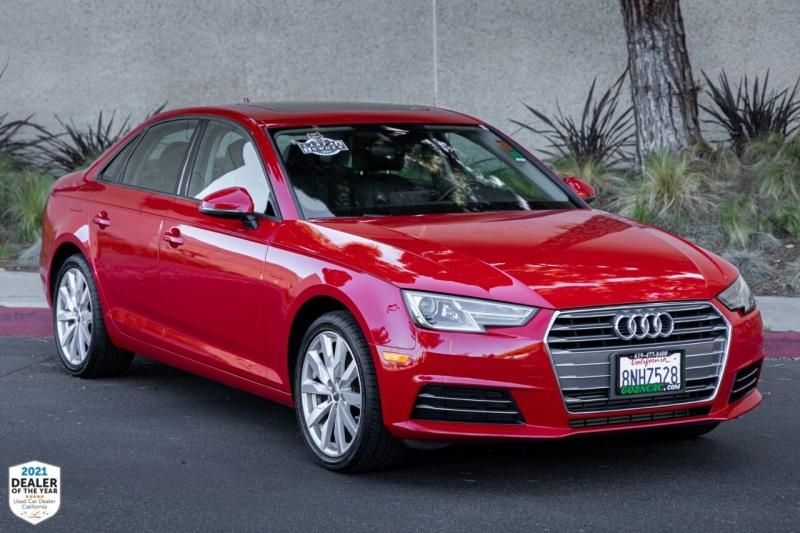 Audi A4 2017 price $22,900