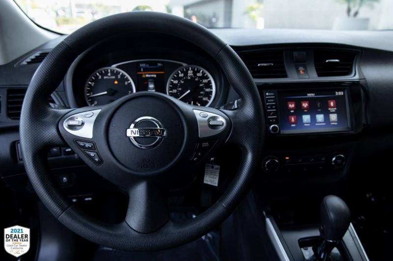 Nissan Sentra 2019 price $16,900