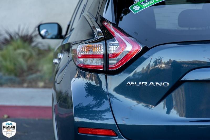 Nissan Murano 2017 price $23,800