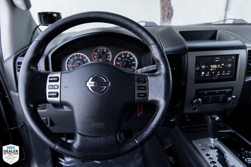 Nissan Titan 2012 price $20,700