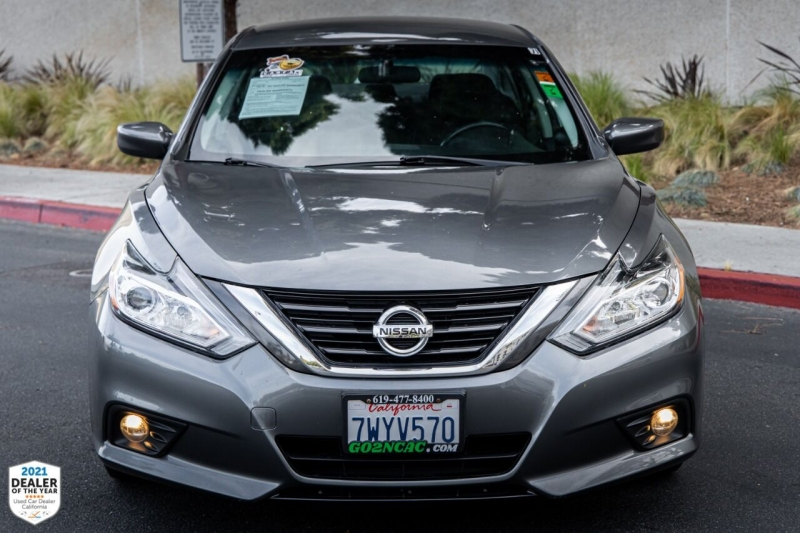Nissan Altima 2017 price $16,800