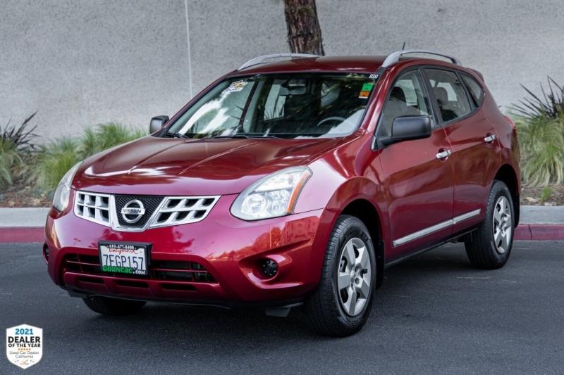 Nissan Rogue Select 2014 price $12,900