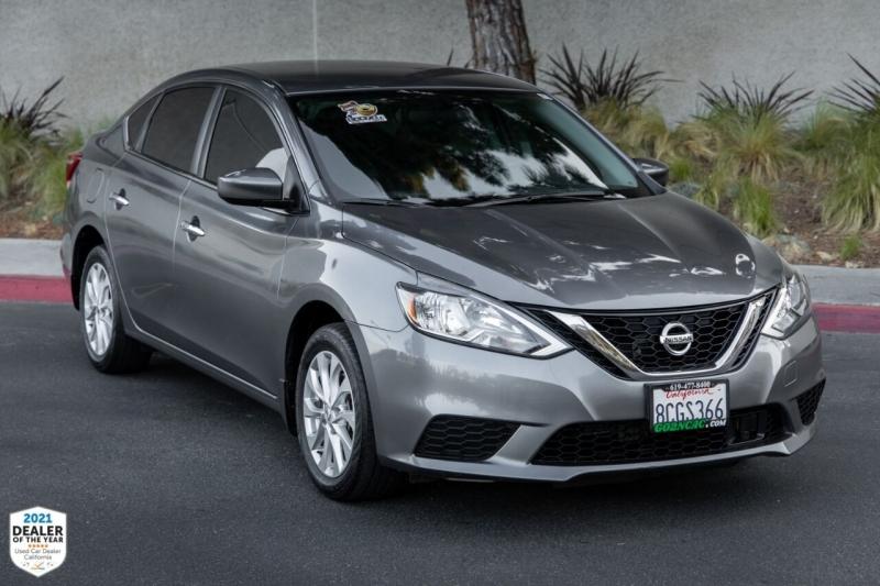 Nissan Sentra 2018 price $16,900
