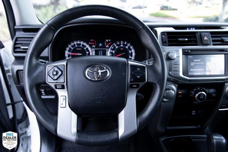 Toyota 4Runner 2019 price $41,900