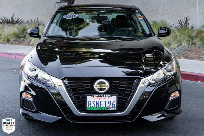 Nissan Altima 2020 price $22,700