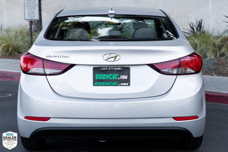 Hyundai Elantra 2016 price $13,700